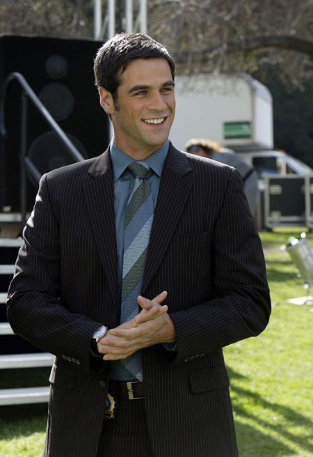 Eddie Cahill CSI NEW YORK