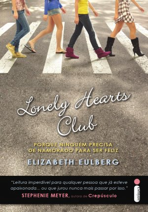 lonely hearts club capa do livro