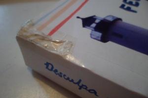 ''Defeitinho'' que fez  meu livro sair por R$ 15,00