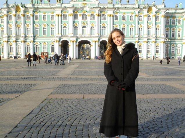 Laura na Rússia