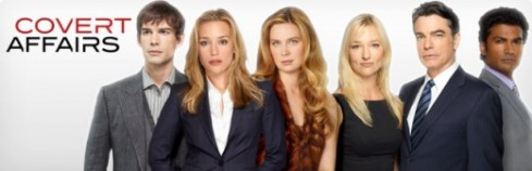 Covert Affairs S03E01 HDTV