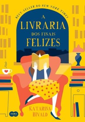 a livraria dos finais felizes katarina bivald capa livro