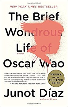 Capa de The Brief Wondrous Life of Oscar Wao