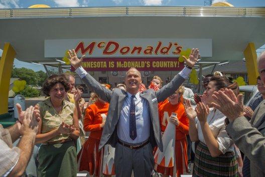 Ray kroc fome de poder mcdonald's
