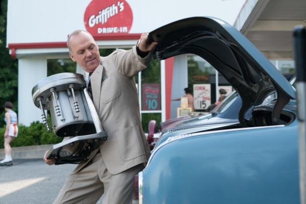 Michael Keaton Ray Kroc Fome de Poder