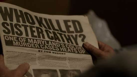 "machete de jornal ""who killed sister cathy?"""