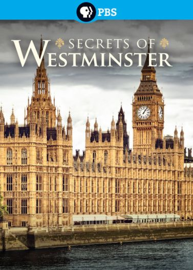 Secrets of westminster cover photo