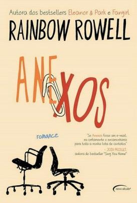 capa anexos rainbow rowell