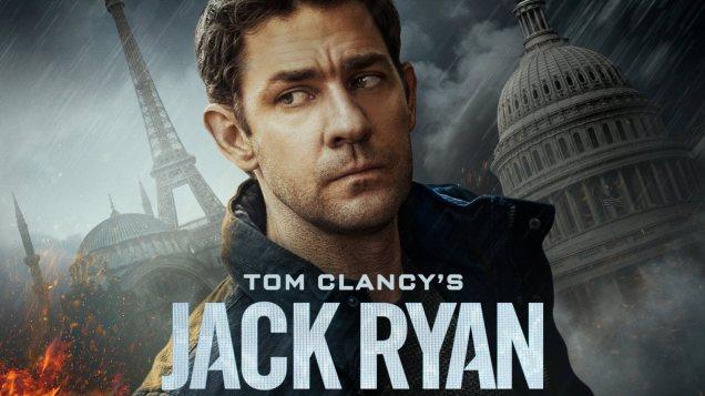 poster divulgação jack ryan